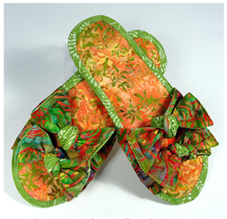 Party Slipper Pattern