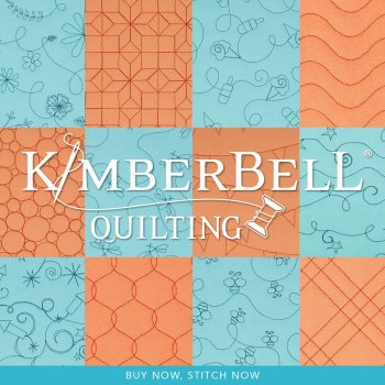Kimberbell Background Quilting