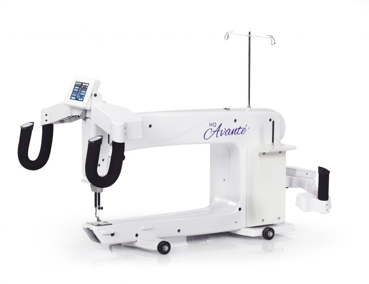 HQ - Avante' - 12' HQ Studio2 Frame with HQ Precision-Glide Tracki (8-wheels)
