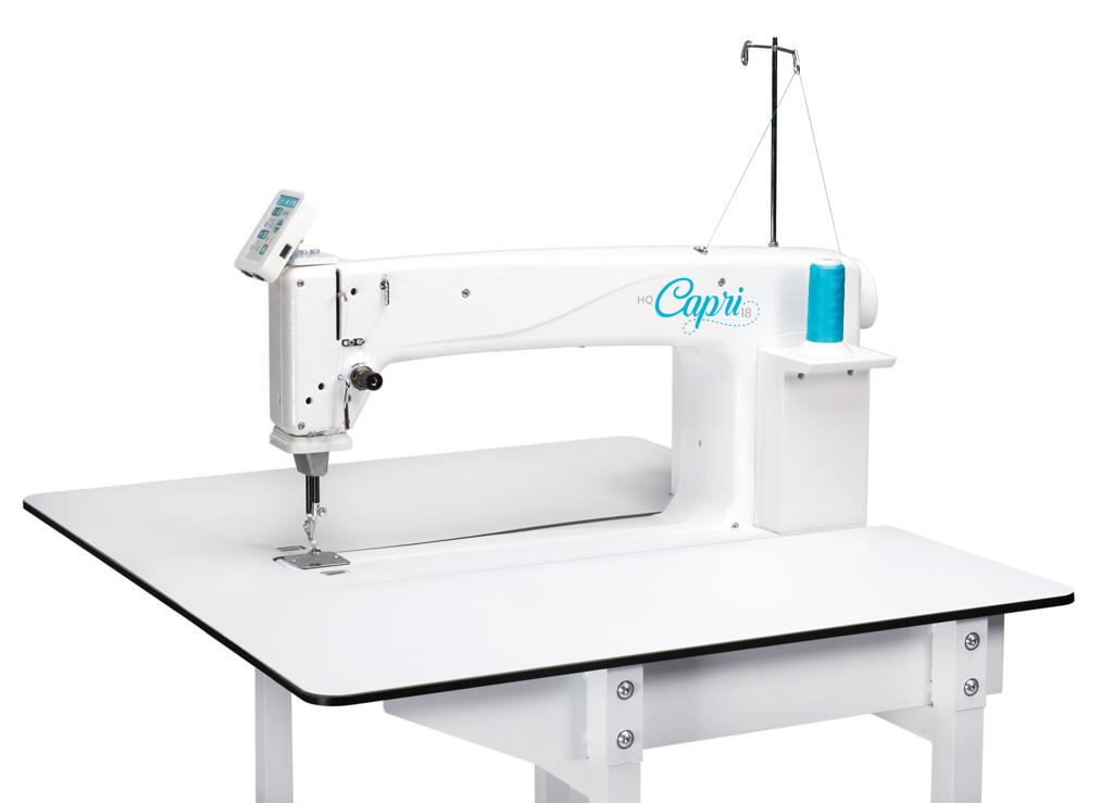 HQ - Capri with HQ InSIGHT Stitch Regulation Table