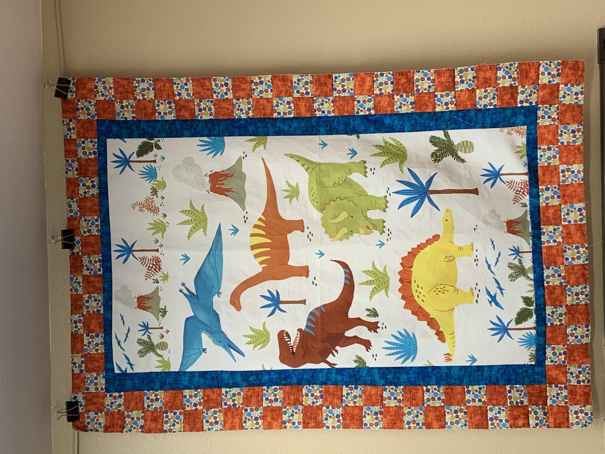 Kit - Dinosaur Panel