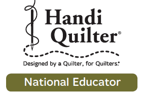 Handi Quilter National Educator