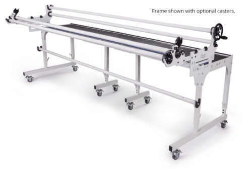 HQ - Simply Sixteen - W/Pro-Stitcher - 12' HQ Studio2 Frame with HQ Precision-Glide Tracki (8-wheels)(Pro Package)