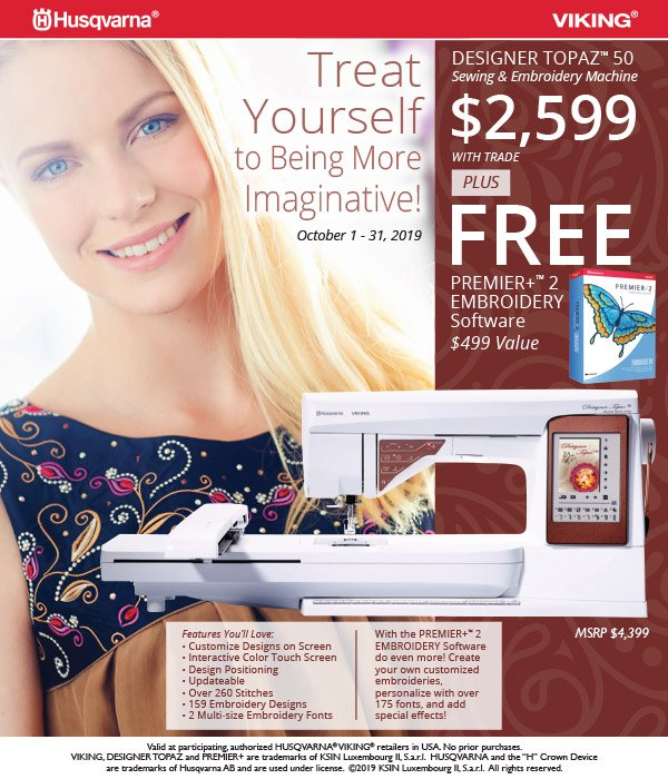 Topaz Machine Discount and Free Software