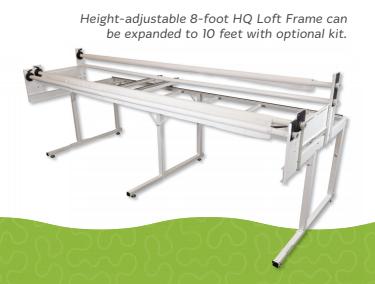 HQ - Simply Sixteen - 8' Loft Frame