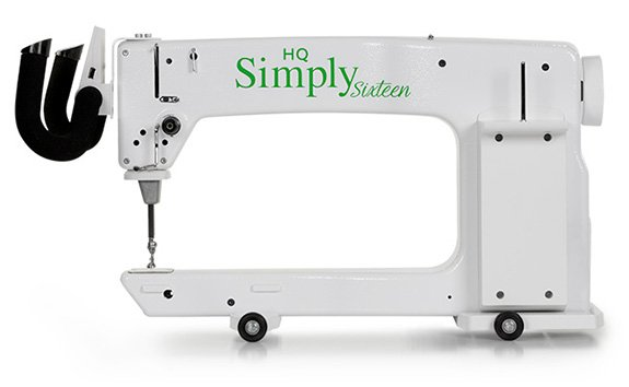 HQ - Simply Sixteen - 12' HQ Studio2 Frame with HQ Precision-Glide Tracki (8-wheels)