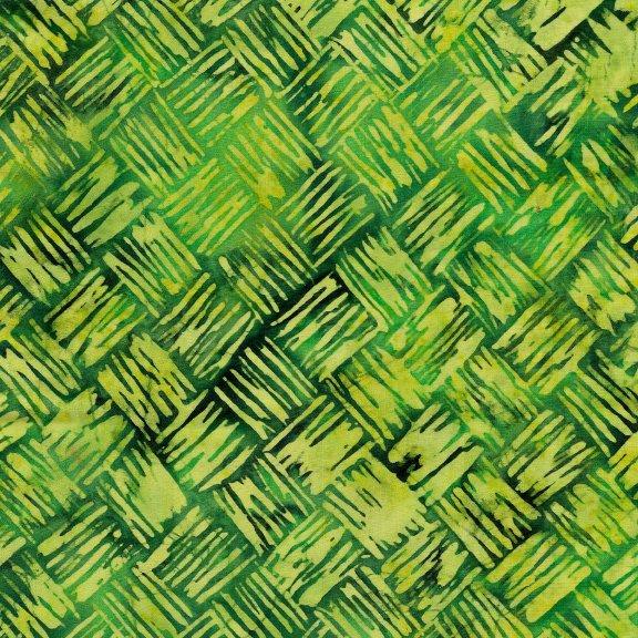 Brush Stroke Weave - Cactus