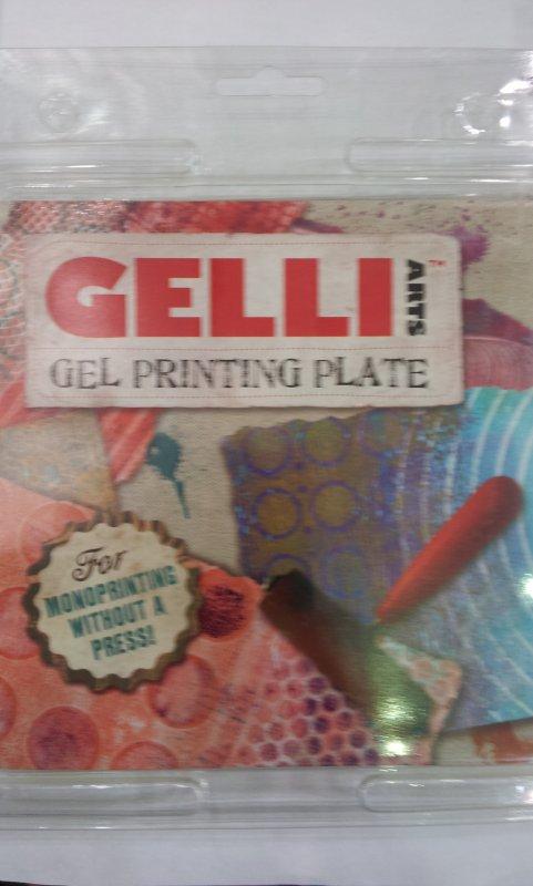 Gelli Art Printing Plate