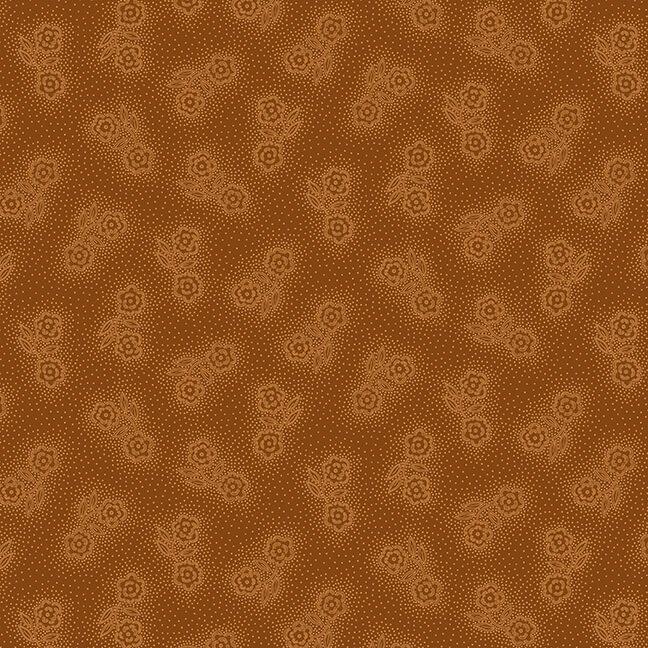 HG-1597-30 Orange Esther Heirloom Double Daisies