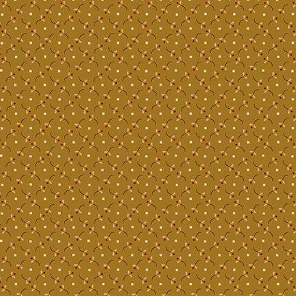 HG-1598-40 Gold Esther Heirloom Berry Sprigs