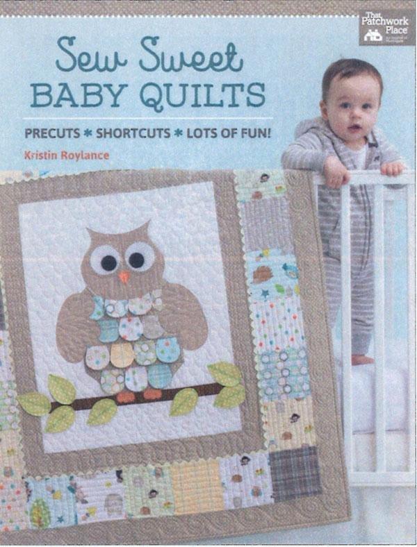 TPP-B1349T-Sew Sweet Baby Quilt