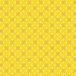 B-02134-03 Bree Dot Circle Yellow