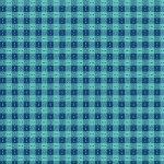 B-02136-55 Bree Check Blue/Aqua