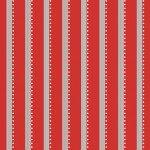 B-02139-10 Bree Stripe Red