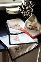 CAH-326 Spirited Tea Towels