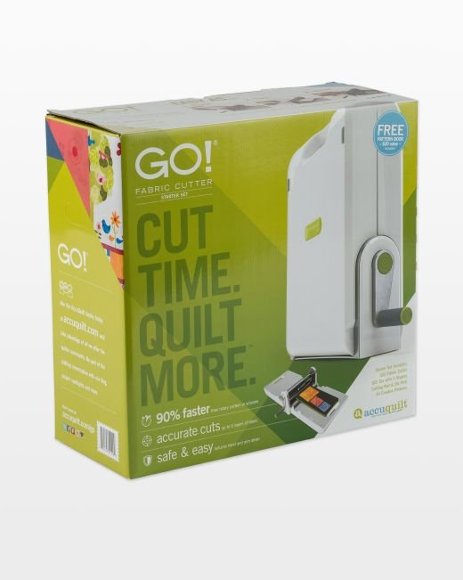 AQ-55100S GO! Fabric Cutter Starter Set