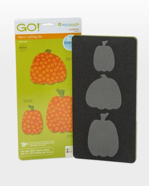 AQ-55323 GO! Pumpkins
