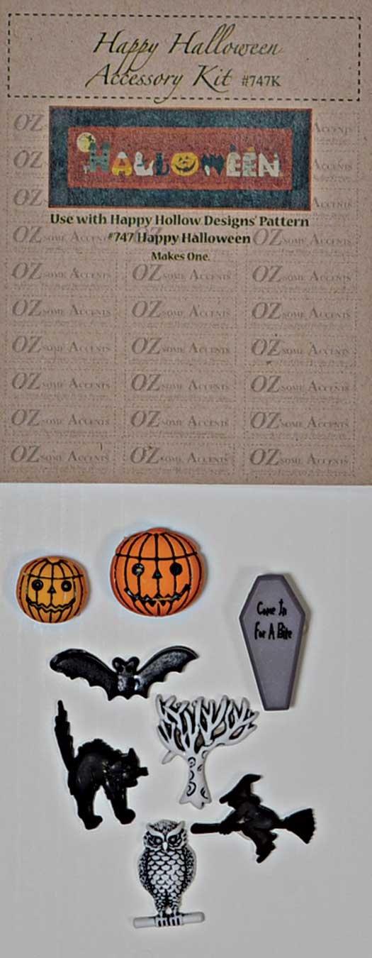 HHD-747K-Happy Halloween Kit