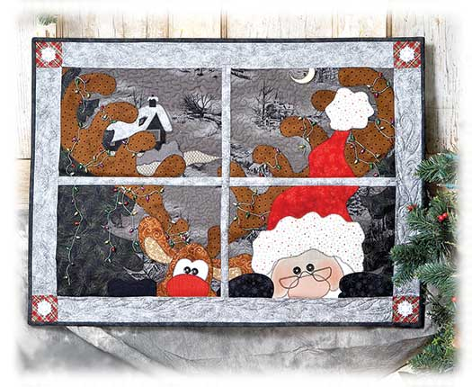 HHD-794P Christmas Stalkings Pattern PLUS