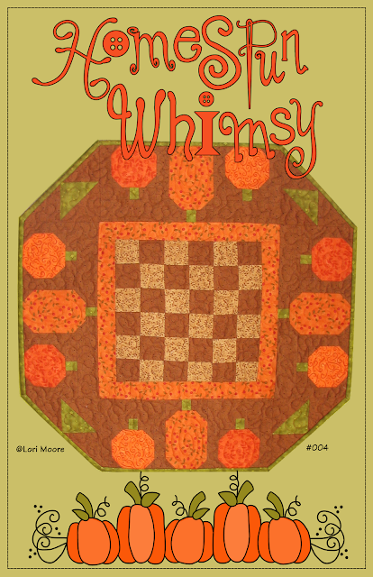HW-004 Whimsical Pumpkin