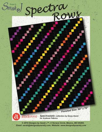 DSJ 2056 Spectra Rows