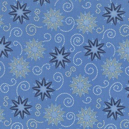 TT-JN-C5769-Azure Small Medallions Bohemian Blues
