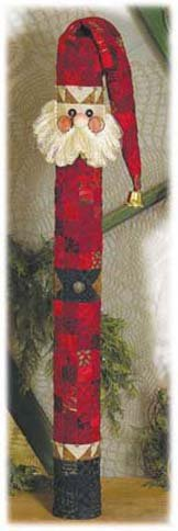 HHD-654-Stick Santa Pattern PLUS