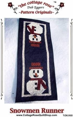 CR-TCR1930 Snowmen Runner