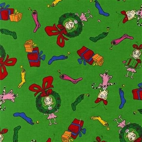 RK-ADE-11227-7 Green How the Grinch Stole Xmas