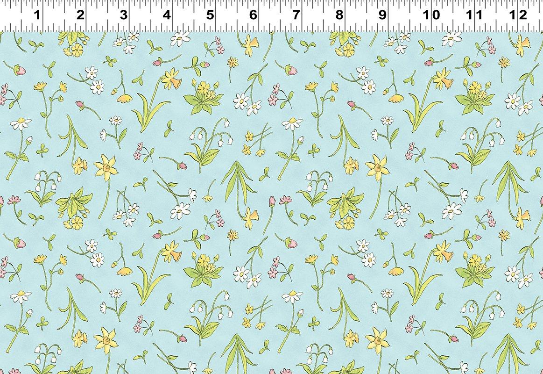 CW-Y2873-32 GHMILY When I'm Big Spring Flowers