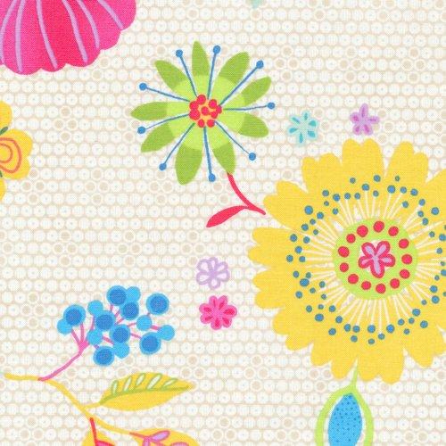 11551 - Large Floral Print