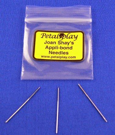 301 Petal Play Appli-Bond Needles
