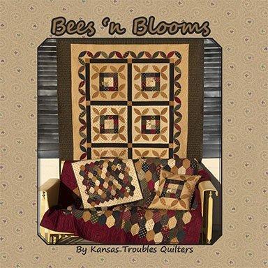 KT15115 - Bees 'n Blooms