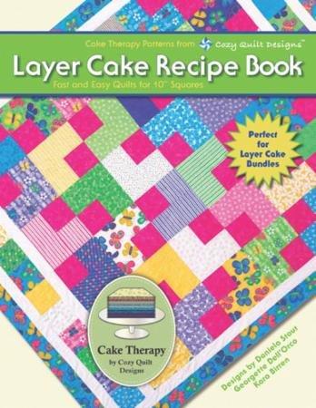 CQ04004 - Layer Cake Recipe Book