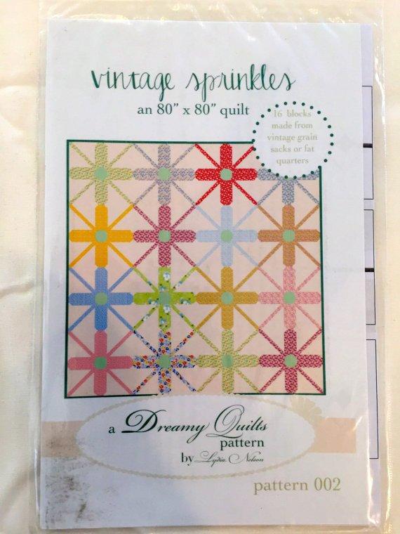 DQ 002 - Vintage Sprinkles