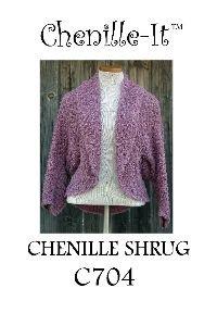 Chenille Shrug
