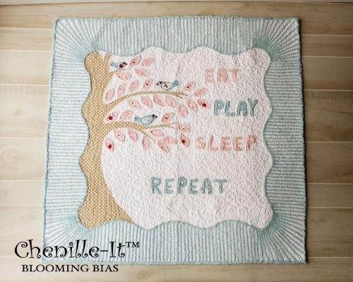 Eat, Play, Sleep, Repeat