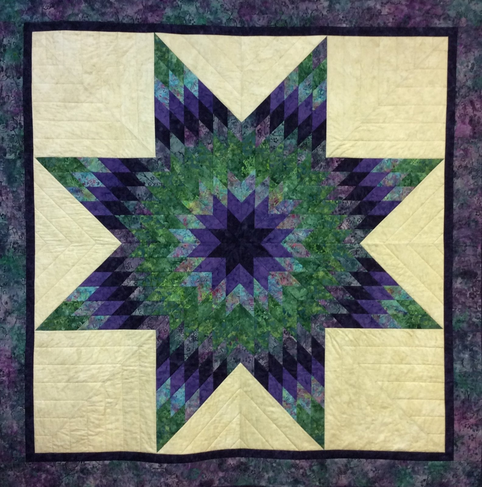 Lone Star Quilt : how to make a star quilt - Adamdwight.com