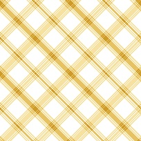Hideaway GOLD-DIAGONAL PLAID