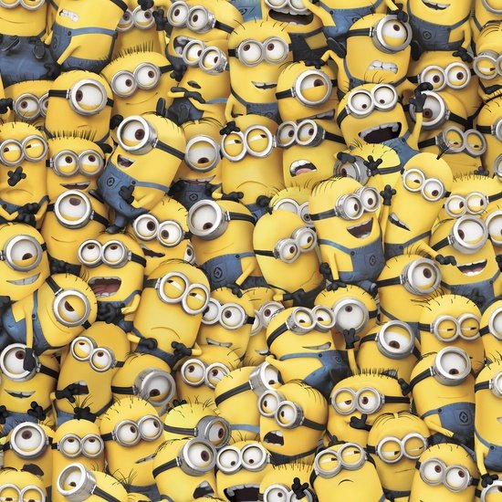 YELLOW-PACKED MINIONS