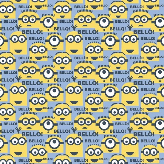 BLUE-BELLO MINIONS