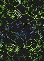 Celestial Blossoms Multi Green