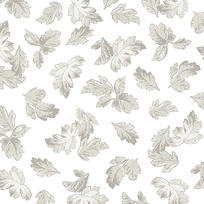 Hideaway WHITE-FALLING LEAVES