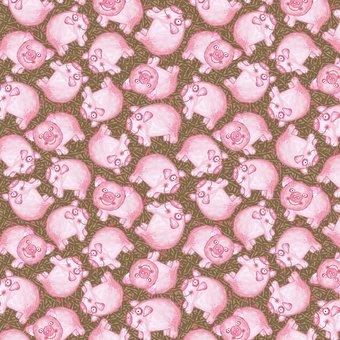Barnyard Boogie Pigs
