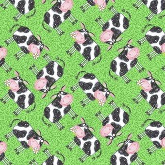 Barnyard Boogie Tumbling Cows