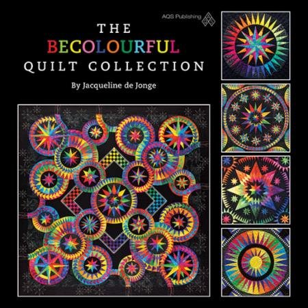 The Be Colorful Quilt Collectio