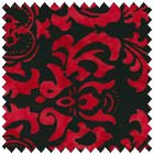 Galaxy - Java Batiks - GALJAB-0234 - red/black