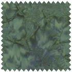 Galaxy - Java Batiks - GALJABYA -0214 - green