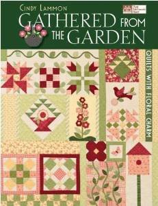 That Patchwork Place - Gathered From the Garden - B898