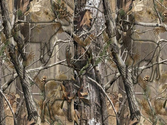 Realtree Hidden Animal